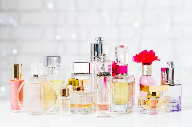 香水の種類イメージ
